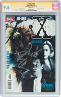 Modern Age (1980-Present):Science Fiction, The X-Files #26 Signature Series (Topps Comics, 1997) CGC NM+ 9.6White pages....