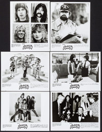 "This is Spinal Tap (Embassy, 1984). Photos (6) (8"" X 10"") & Color Slides (27) (2"" X 2). Rock and..."
