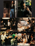 "Movie Posters:Crime, Goodfellas (Warner Brothers, 1990). Deluxe Color Photo Set of 9(13.5"" X 16.5""). Crime.. ... (Total: 9 Items)"