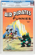 Bronze Age (1970-1979):Alternative/Underground, Air Pirates Funnies #2 File Copy (Hell Comics Group, 1971) CGC NM- 9.2 Off-white pages....