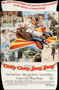"Movie Posters:Fantasy, Chitty Chitty Bang Bang (United Artists, 1969). Standee (36.5"" X 56""). Fantasy.. ..."