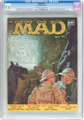 Magazines:Mad, MAD #32 (EC, 1957) CGC VF/NM 9.0 Off-white to white pages....