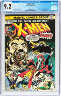 Bronze Age (1970-1979):Superhero, X-Men #94 (Marvel, 1975) CGC NM- 9.2 Off-white to white pages....