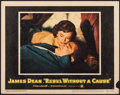 """Movie Posters:Drama, Rebel without a Cause (Warner Brothers, 1955). Lobby Card (11"""" X 14""""). Drama.. ..."""