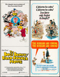 """Movie Posters:Animation, The Bugs Bunny/Road Runner Movie & Other Lot (Warner Brothers, 1979). Inserts (2) (14"""" X 36""""). Animation.. ... (Total: 2 Items)"""