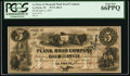 Obsoletes By State:Indiana, LaPorte, IN- La Porte & Plymouth Plank Road Company $5 June 3, 1857 . ...