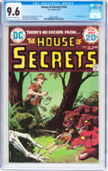 Bronze Age (1970-1979):Horror, House of Secrets #120 (DC, 1974) CGC NM+ 9.6 Off-white to whitepages....
