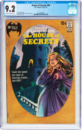 Bronze Age (1970-1979):Horror, House of Secrets #89 (DC, 1971) CGC NM- 9.2 Off-white to whitepages....