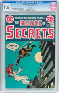 Bronze Age (1970-1979):Horror, House of Secrets #104 (DC, 1973) CGC NM+ 9.6 White pages....