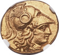 Ancients:Greek, Ancients: MACEDONIAN KINGDOM. Philip III Arrhidaeus (323-317 BC). AV stater (18mm, 8.55 gm, 8h)....