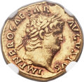 Ancients:Roman Imperial, Ancients: Nero (AD 54-68). AV aureus (19mm, 7.18 gm, 6h)....