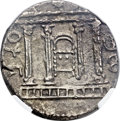Ancients:Judaea, Ancients: JUDAEA. Bar Kokhba Revolt. AD 132-135. AR sela (27mm, 13.48 gm, 1h)....