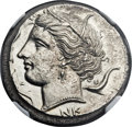 Ancients:Greek, Ancients: SICILY. Syracuse. Agathocles (317-279 BC). AR tetradrachm (24mm, 16.84 gm, 5h)....