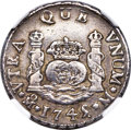 Mexico, Mexico: Philip V 2 Reales Pair,... (Total: 2 coins)