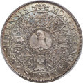 Switzerland: Basel. City 2 Taler ND (c. 1640) AU58 PCGS