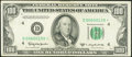 Small Size:Federal Reserve Notes, Fr. 2161-D* $100 1950D Federal Reserve Star Note. Extremely Fine.. ...