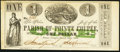 Obsoletes By State:Louisiana, Pointe Coupee, LA- Parish of Pointe Coupee $1 Mar. 24, 1862. ...
