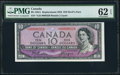 Canadian Currency: , BC-32bA $10 Devils Face Replacement. ...