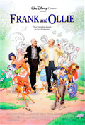 Memorabilia:Poster, Frank and Ollie Theatrical Poster (Walt Disney, 1995)....