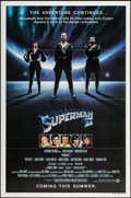 "Movie Posters:Action, Superman II & Other Lot (Warner Brothers, 1981). One Sheet& Presskit One Sheet (27"" X 41"") Teaser. Action.. ... (Total: 2Items)"