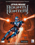 "Movie Posters:Science Fiction, Star Wars: Bounty Hunter (LucasArts, 2002). Poster (22"" X 28"").Science Fiction.. ..."