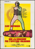 "Movie Posters:Action, Magnum Force (Warner Brothers, 1973). Italian 2 - Fogli (39.3"" X55.25""). Action.. ..."