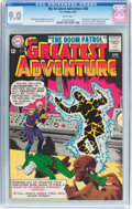 Silver Age (1956-1969):Superhero, My Greatest Adventure #80 (DC, 1963) CGC VF/NM 9.0 White pages....