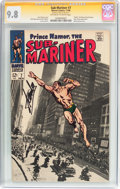 Silver Age (1956-1969):Superhero, The Sub-Mariner #7 Signature Series (Marvel, 1968) CGC NM/MT 9.8Off-white to white pages....