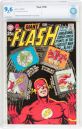 Bronze Age (1970-1979):Superhero, The Flash #196 (DC, 1970) CBCS NM+ 9.6 White pages....