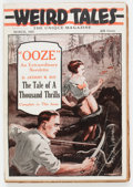 Pulps:Miscellaneous, Weird Tales - March 1923 First Issue, Second-State Copy (Popular Fiction) Condition: VG+....