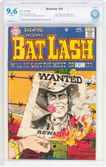 Silver Age (1956-1969):Western, Showcase #76 Bat Lash (DC, 1968) CBCS NM+ 9.6 White pages....