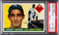Baseball Cards:Singles (1950-1959), 1955 Topps Sandy Koufax Rookie #123 PSA NM-MT+ 8.5....