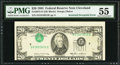 Error Notes:Inverted Third Printings, Fr. 2075-D $20 1985 Federal Reserve Note. PMG About Uncirculated55.. ...