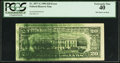 Error Notes:Ink Smears, Fr. 2077-G $20 1990 Federal Reserve Note. PCGS Extremely Fine 40.....