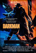 "Movie Posters:Action, Darkman (Universal, 1990). One Sheets (2) (27"" X 41"") DS Advance& Regular Style. Action.. ... (Total: 2 Items)"