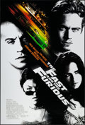 """Movie Posters:Action, The Fast and the Furious & Other Lot (Universal, 2001). One Sheets (2) (26.75"""" X 39.75"""" & 27"""" X 40"""") DS Advance. Action.. ... (Total: 2 Items)"""