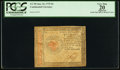 Colonial Notes:Continental Congress Issues, Continental Currency January 14, 1779 $4 PCGS Apparent Very Fine20.. ...