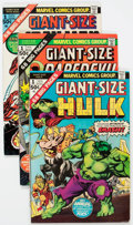 Modern Age (1980-Present):Miscellaneous, Marvel Bronze/Modern Age Group of 65 (Marvel, 1970s-80s) Condition: Average FN/VF.... (Total: 65 Comic Books)