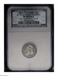 "Bust Dimes: , 1814 10C JR-5 ""STATESOF""--Obverse Improperly Cleaned--NCS. VFDetails...."