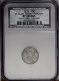 Bust Dimes: , 1835 10C JR-4 --Improperly Cleaned--NCS. XF Details....
