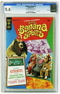 Bronze Age (1970-1979):Cartoon Character, Banana Splits #5 File Copy (Gold Key, 1971) CGC NM 9.4 Off-white towhite pages. Photo cover. Overstreet 2005 NM- 9.2 value ...