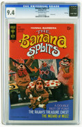 Bronze Age (1970-1979):Humor, Banana Splits #7 File Copy (Gold Key, 1971) CGC NM 9.4 Off-whitepages. Photo cover. This is currently the highest grade awa...