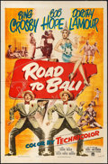 """Movie Posters:Comedy, Road to Bali (Paramount, 1952). One Sheet (27"""" X 41""""). Comedy.. ..."""