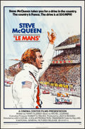 """Movie Posters:Sports, Le Mans & Other Lot (National General, 1971). One Sheet (27"""" X 41"""") & Trimmed One Sheet (27"""" X 39.5""""). Sports.. ... (Total: 2 Items)"""