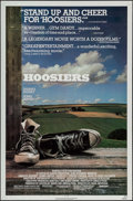 "Movie Posters:Sports, Hoosiers (Orion, 1986). One Sheet (27"" X 41""). Sports.. ..."
