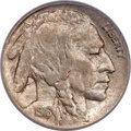 Buffalo Nickels, 1916 5C Doubled Die Obverse, FS-101, AU55 PCGS. CAC....