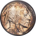 Buffalo Nickels, 1926-S 5C MS64 PCGS....