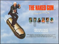 """Movie Posters:Comedy, The Naked Gun: From the Files of Police Squad (Paramount, 1988). British Quad (30"""" X 39.75""""). Comedy.. ..."""