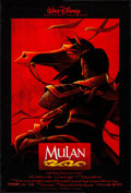 "Movie Posters:Animation, Mulan & Other Lot (Buena Vista, 1998). One Sheets (2) (27"" X40"") DS. Animation.. ... (Total: 2 Items)"