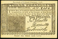 Colonial Notes:New Jersey, Facsimile New Jersey March 25, 1776 3s / Tarrant's Seltzer AperientAd Note Extremely Fine-About New.. ...